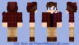 Voiding Me Minecraft Skin