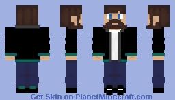 xBCrafted re-skin Minecraft Skin