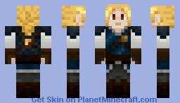 Forever  Player Gamer Minecraft Skin