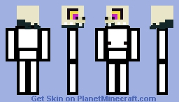 Carrying King. Minecraft Skin