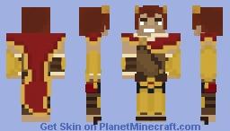 Fenix Nemean (RWBY: The Grimm Campaign) Minecraft Skin