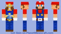 Super Mario Sunshine (2002) - Mario