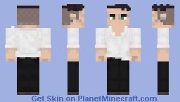 Half Elf Citizen Minecraft Skin