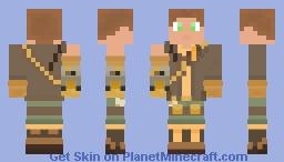 Pyke Rite (RWBY: The Grimm Campaign) Minecraft Skin