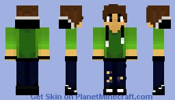 Just a skin request Minecraft Skin