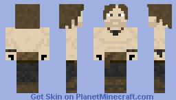 Barbarian bro Minecraft Skin