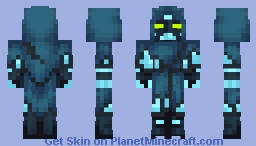 Big Chill | Ben 10 5YL | Cloaked Minecraft Skin