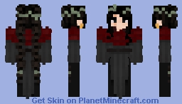 Ayleth - Dont use on Tale of Banners ! Minecraft Skin