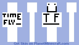 timelfy Minecraft Skin