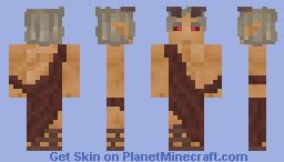 Clavicus Vile (Daedric Prince) Minecraft Skin