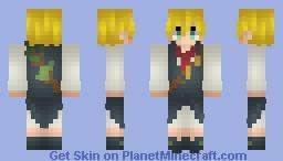 Meliodas (Nanatsu No Taizai) Minecraft Skin