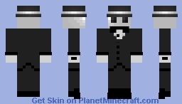 also me Minecraft Skin