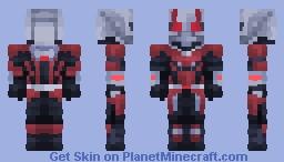 Ant-Man | Avengers: Endgame Minecraft Skin