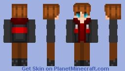 Updated James Skin Minecraft Skin