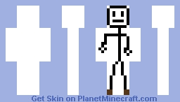YOU HAVE BEEN DISTRACTED Minecraft Skin