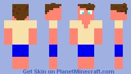 sunburn Minecraft Skin