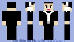 Davie504's Minecraft Skin