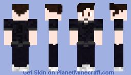 Six Minecraft Skin