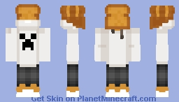 Toasty boi edited Minecraft Skin