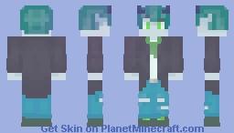 Zion [ PersonWhoPlaysMC Fan Skin! ] Minecraft Skin