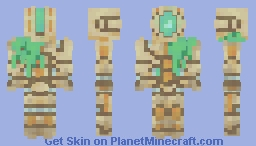 Ancient Magic Minecraft Skin