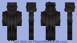 ↠ Wraith Minecraft Skin