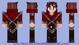 Medival Cleric Minecraft Skin