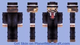 𝙂'𝙙𝙖𝙮 𝙊𝙡 𝘾𝙝𝙖𝙥 Minecraft Skin