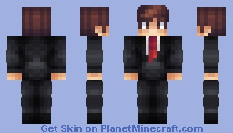 Work Man ~ AngelNT Minecraft Skin