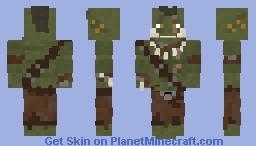 [LOTC] Travelling Orc Minecraft Skin