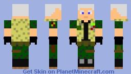 Small Soldiers: Chip Hazard Minecraft Skin
