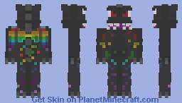 Nic Co fan skin Minecraft Skin