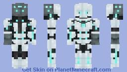 ! INTRUDER ALERT ! Minecraft Skin