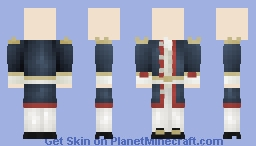 [LOTC] French Republican Guard Minecraft Skin