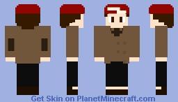 Dallon Weekes - Social Climb Minecraft Skin