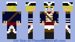 Tommyinnit l'manburg Minecraft Skin