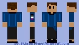 My PJs Minecraft Skin