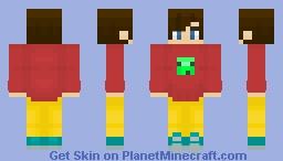 Ang333 Fan Skin Minecraft Skin