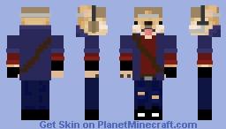 Gamer doge Minecraft Skin