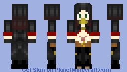 Vicious (Tales of Crestoria) - Skin Request Minecraft Skin
