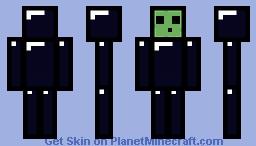 Slime latex 2 Minecraft Skin