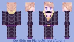 Prosciutto | JoJo's Bizarre Adventure - Part 5: Vento Aureo Minecraft Skin