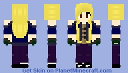 a skin im actally trying to make look good ;-; i worked on this for 50 min Minecraft Skin
