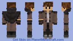MR WILBUR SOOT Minecraft Skin