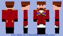 Russian general Minecraft Skin