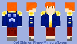 Citizen7 Minecraft Skin
