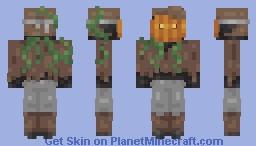 Popular Skin : Pumpkin Spook [Contest Example]
