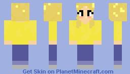 Like Lemon Minecraft Skin