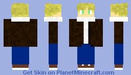 lol idk Minecraft Skin