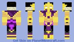 MKX Rain skin Minecraft Skin